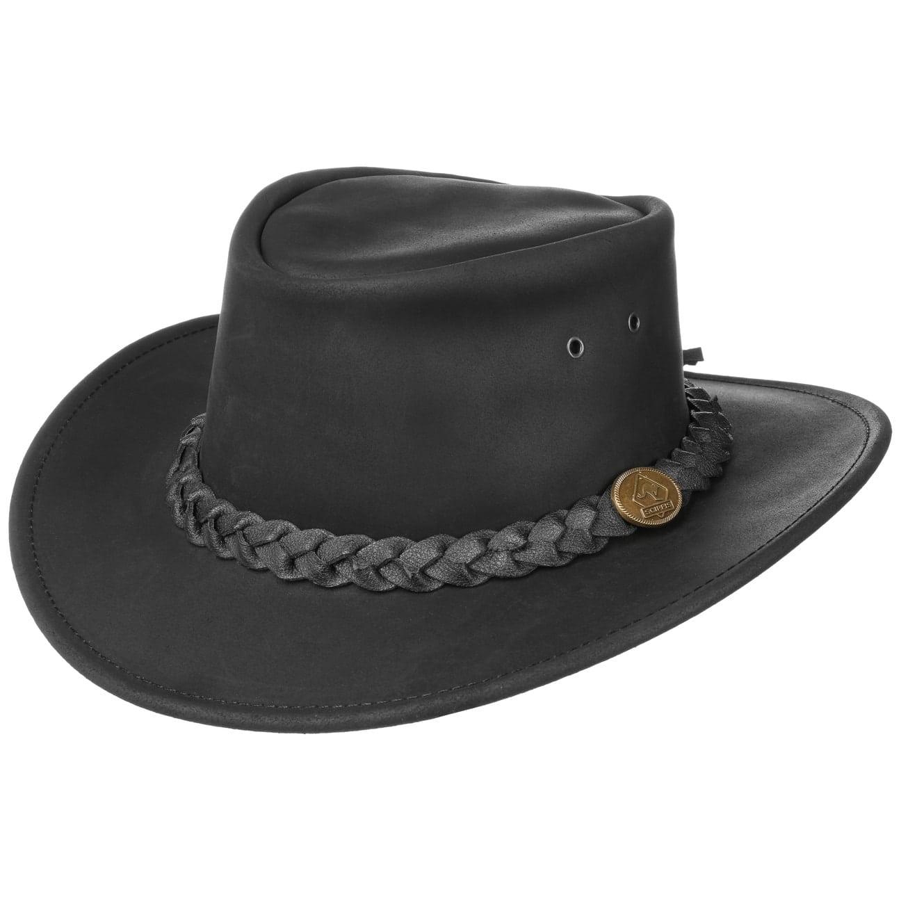 Sombrero de Piel Bushman by Scippis  sombrero de piel