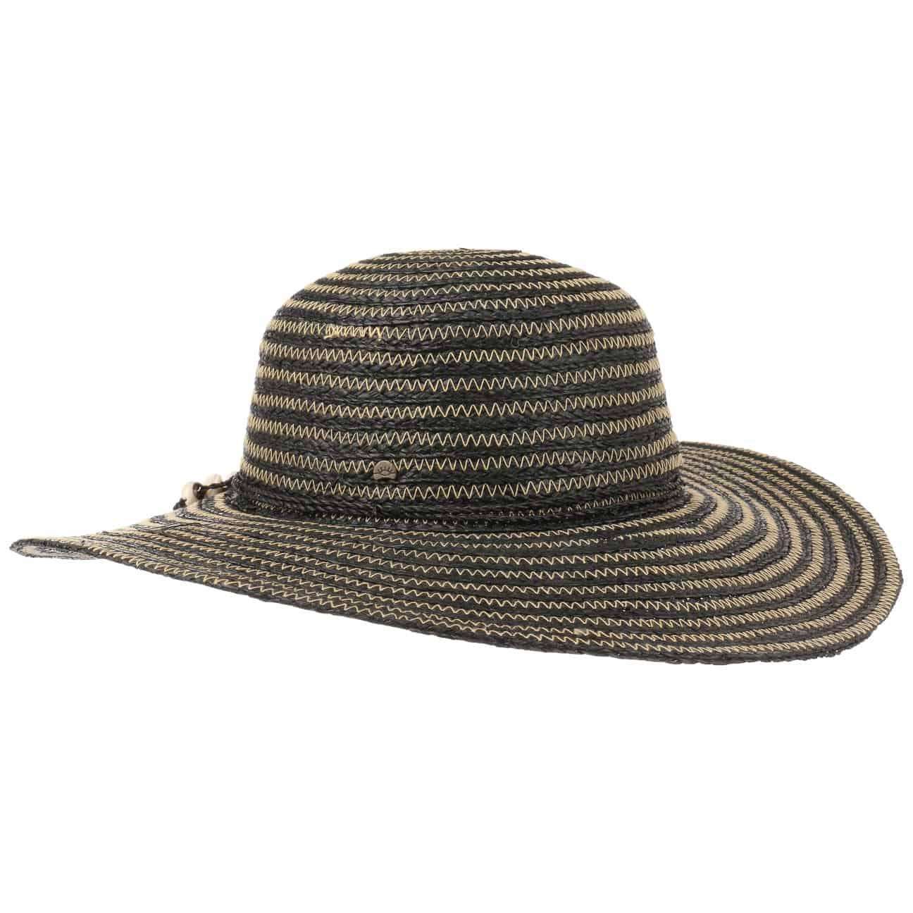 Sombrero de Paja de Rafia Abeje by Conner  sombrero de verano