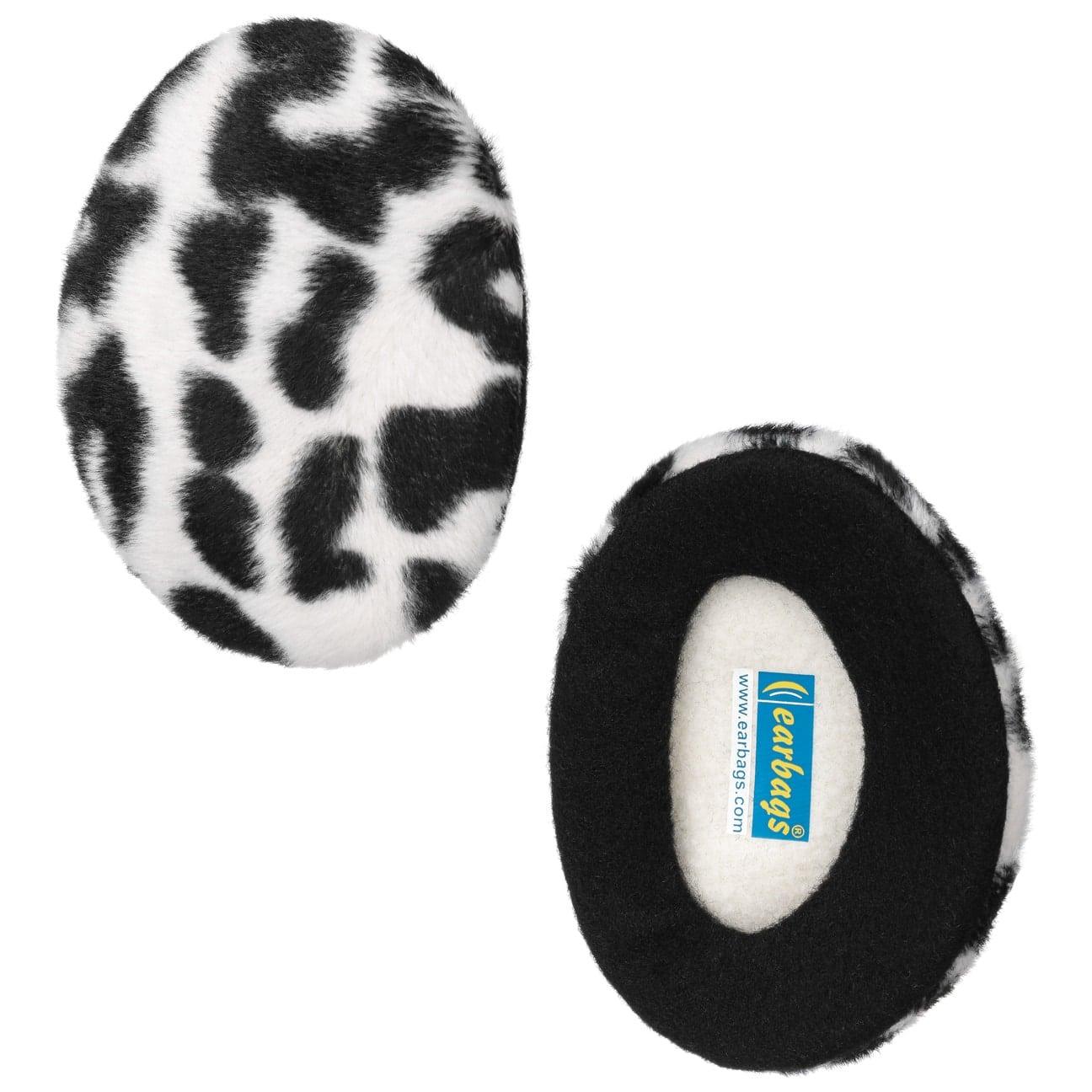 Earbags de Nieve Leopardo  protector de orejas