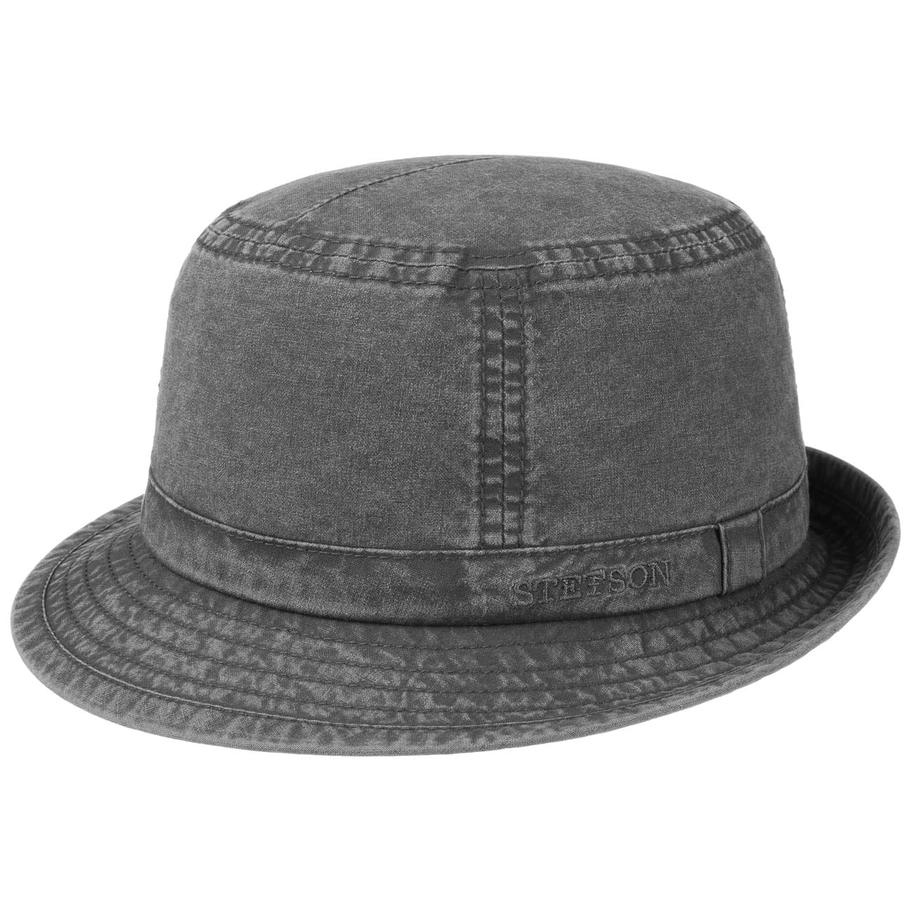Gander Cloth Trilby by Stetson  sombrero bucket