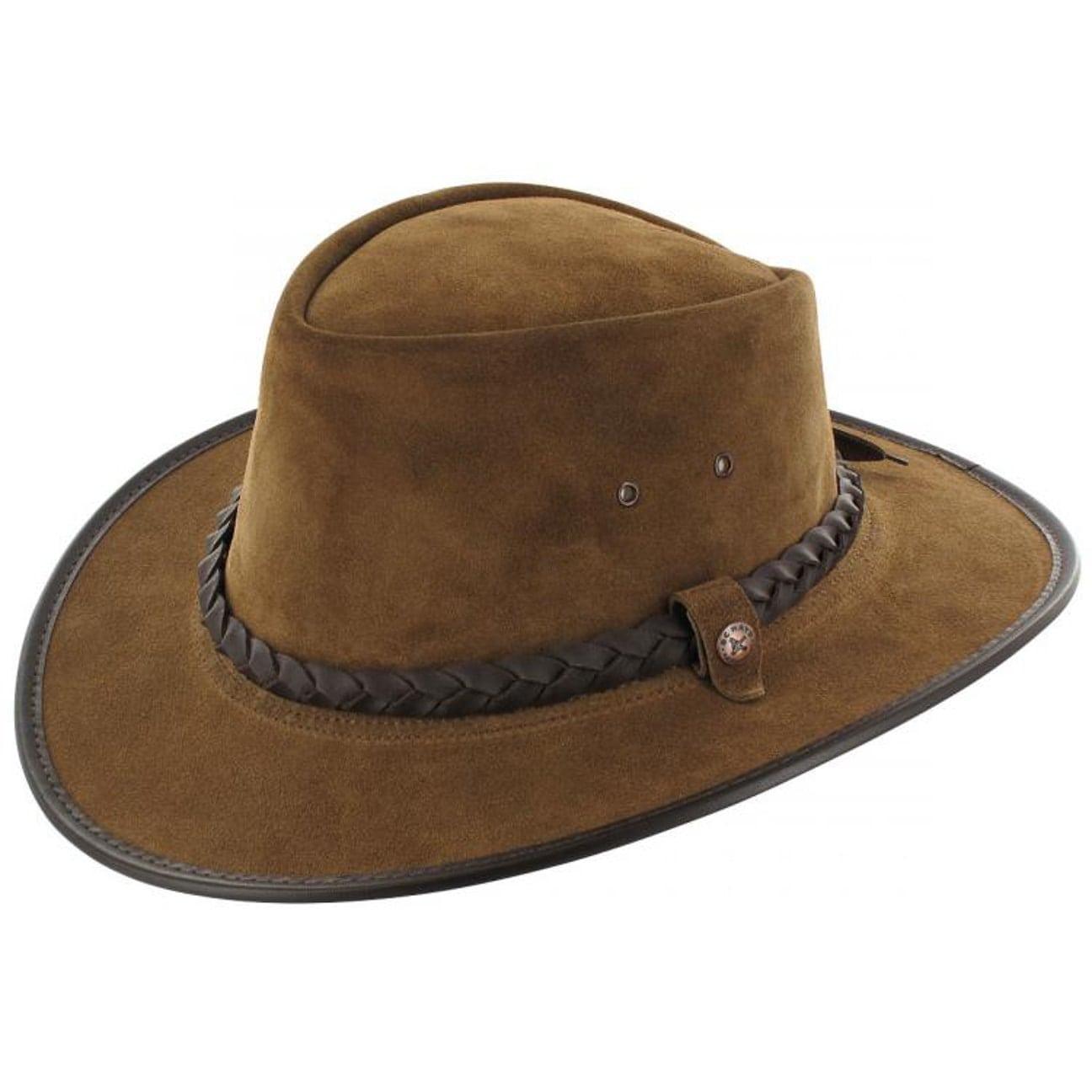 Traveller de Piel Bac Pac by BC HATS  sombrero de piel