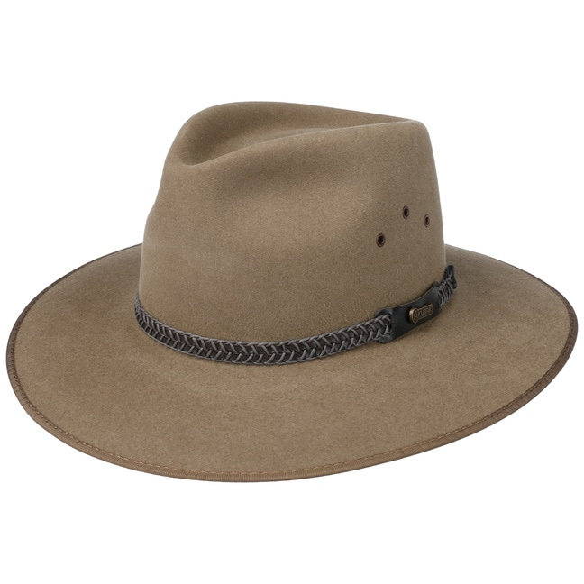 c67a146e377e2 Sombrero Fieltro Pelo Tablelands by Akubra - Sombreros - sombreroshop.es