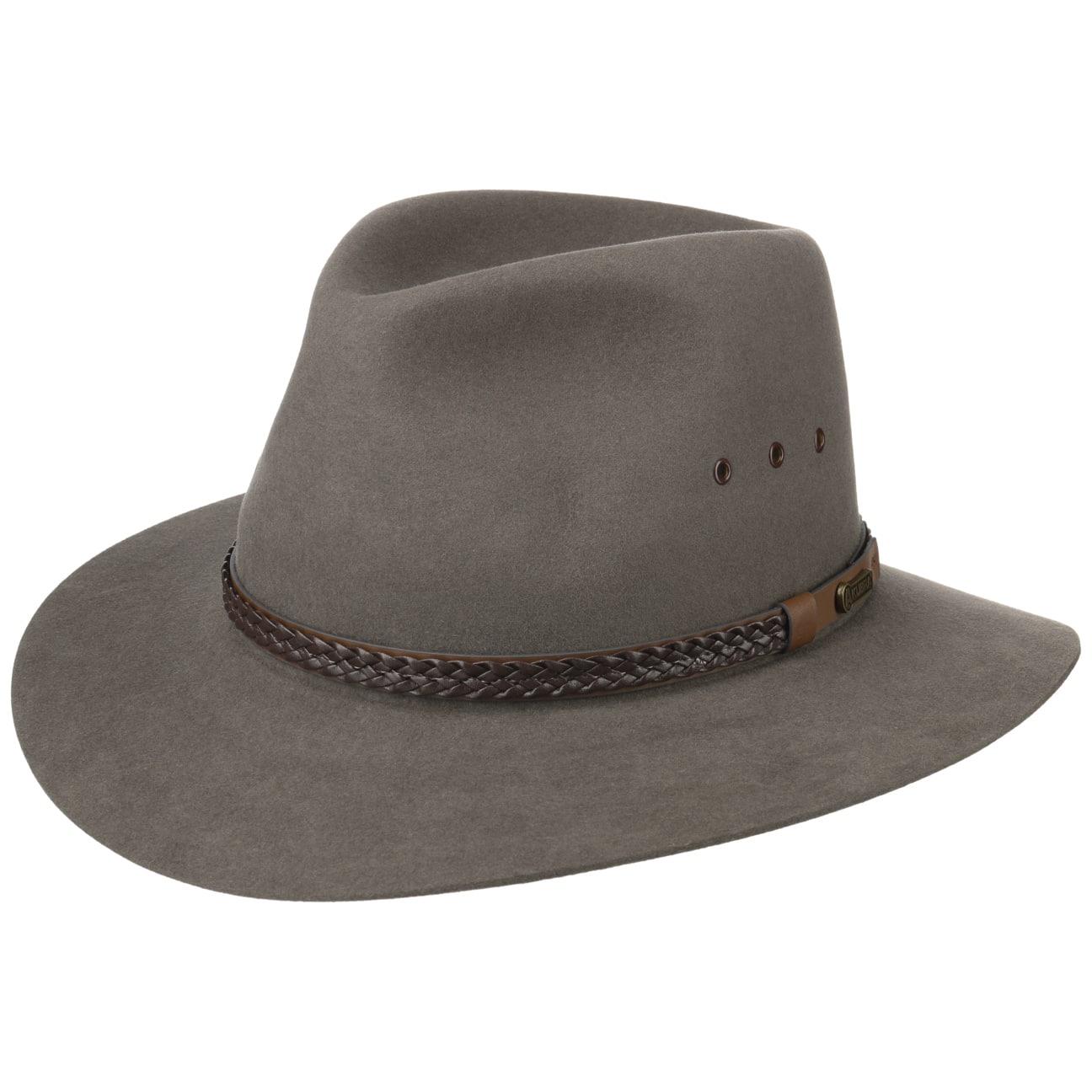 Sombrero Fieltro de Pelo Exeter by Akubra  sombrero de fieltro