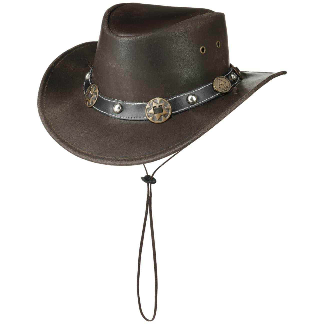 Sombrero de Piel Concho by Scippis  sombrero australiano