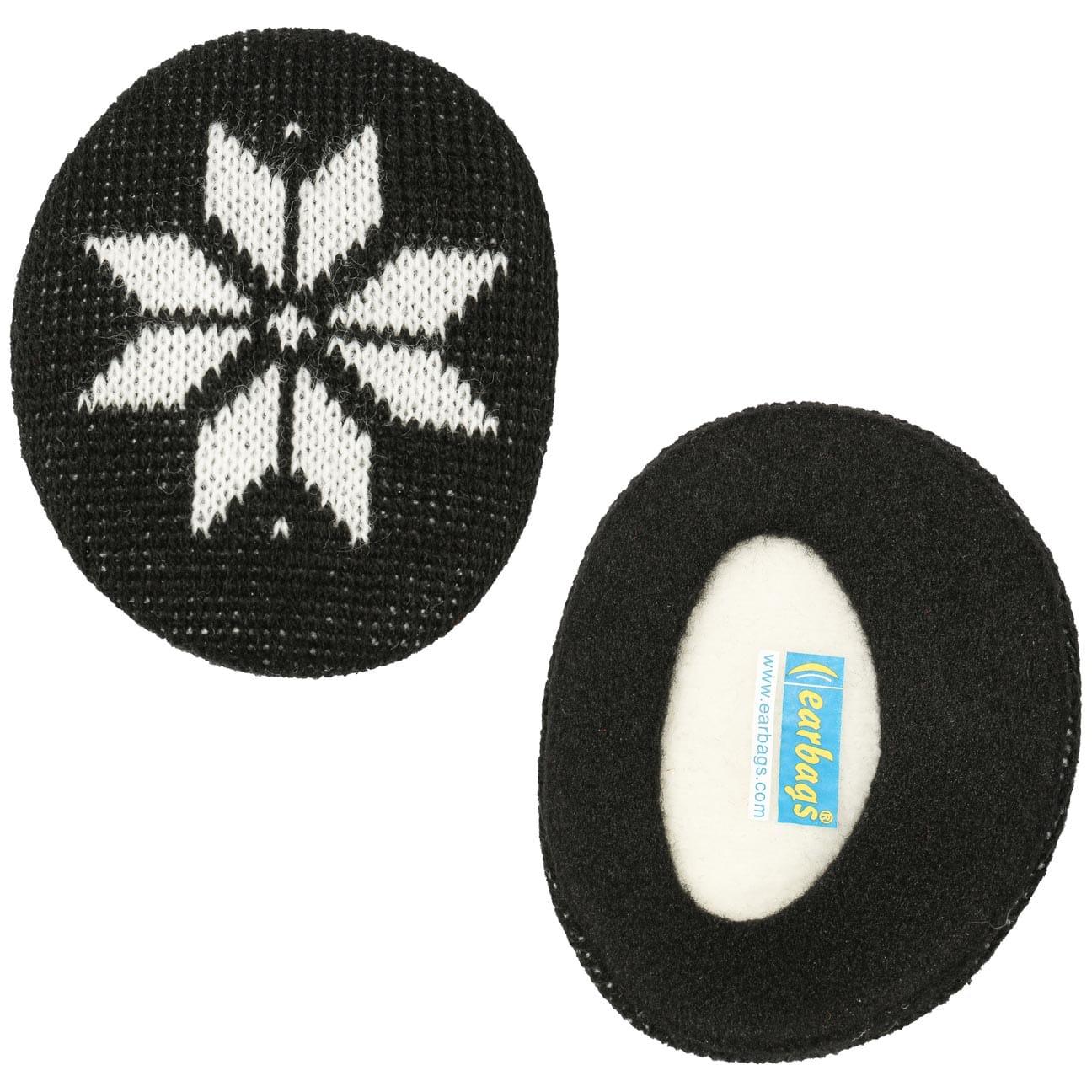 Earbags Snowflake  calentador de orejas