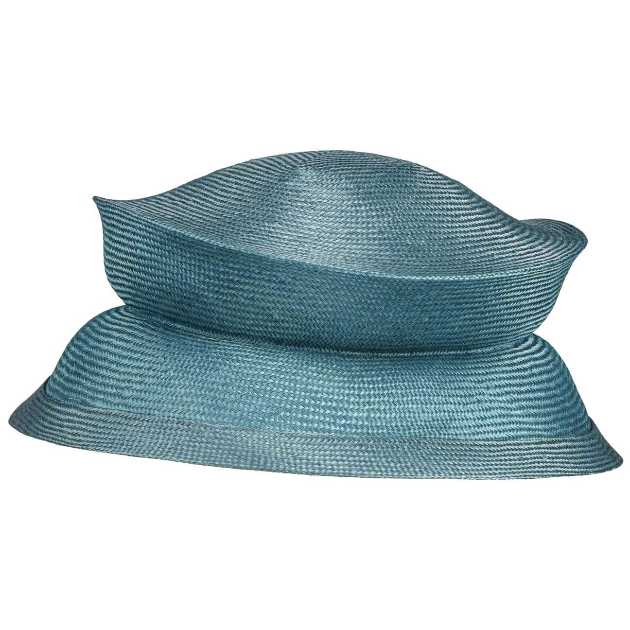 Sisal Collapsible Hat by Seeberger