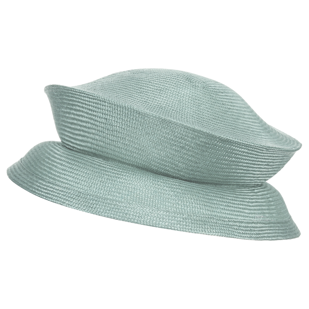 Sisal Collapsible Hat by Seeberger  sombrero de verano