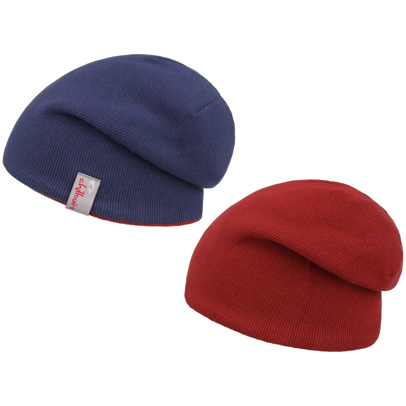 Beanie Oversize Reversible by Chillouts  gorro reversible