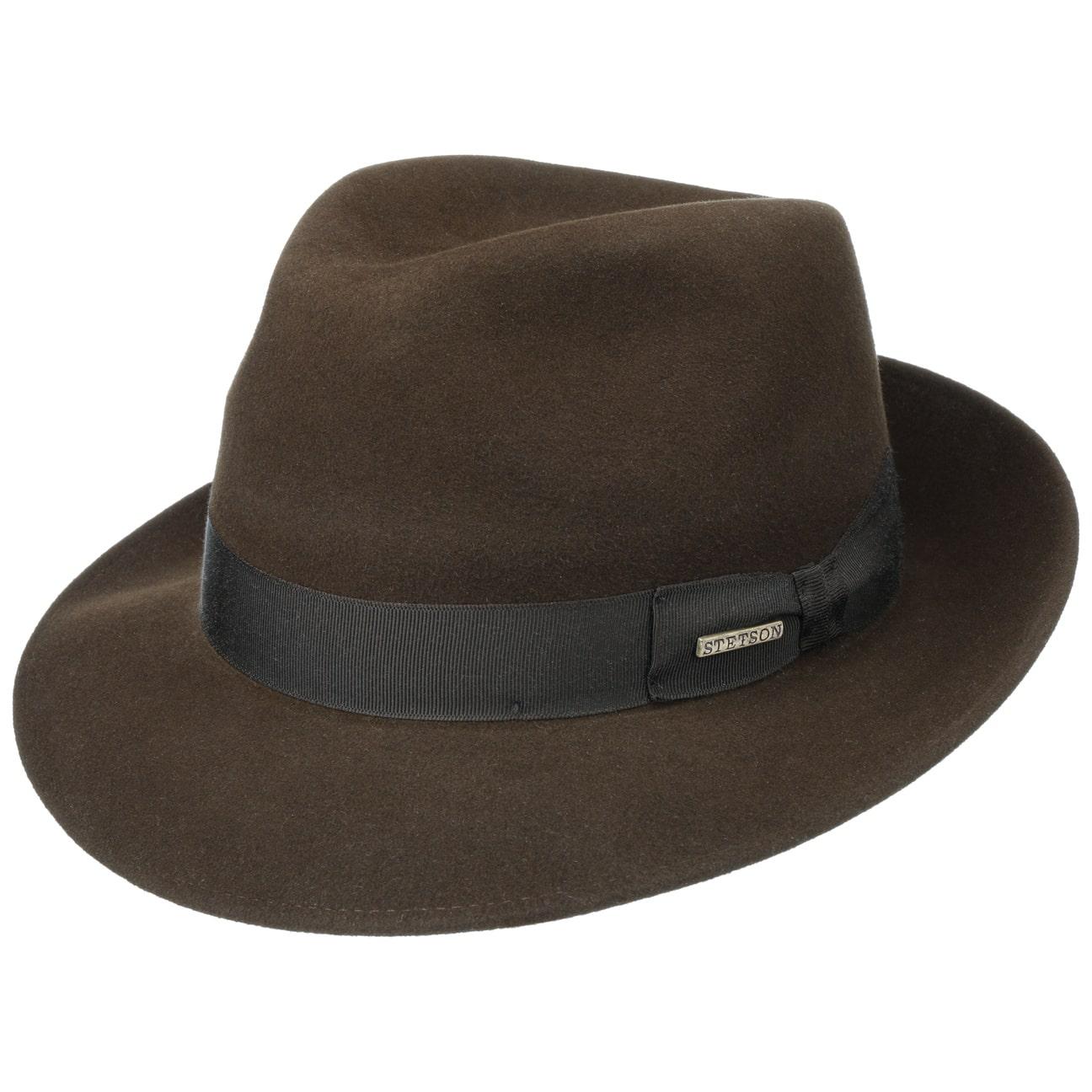 Bogart Fieltro de Pelo Rossford by Stetson  sombrero de fieltro