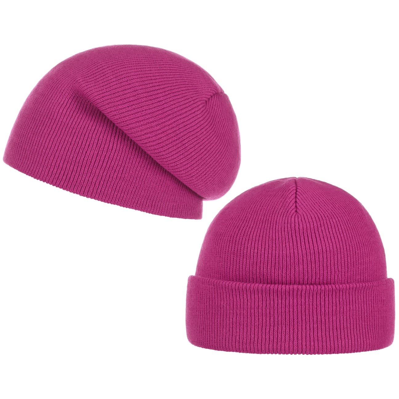 Beanie Oversize Basic  gorro pull on
