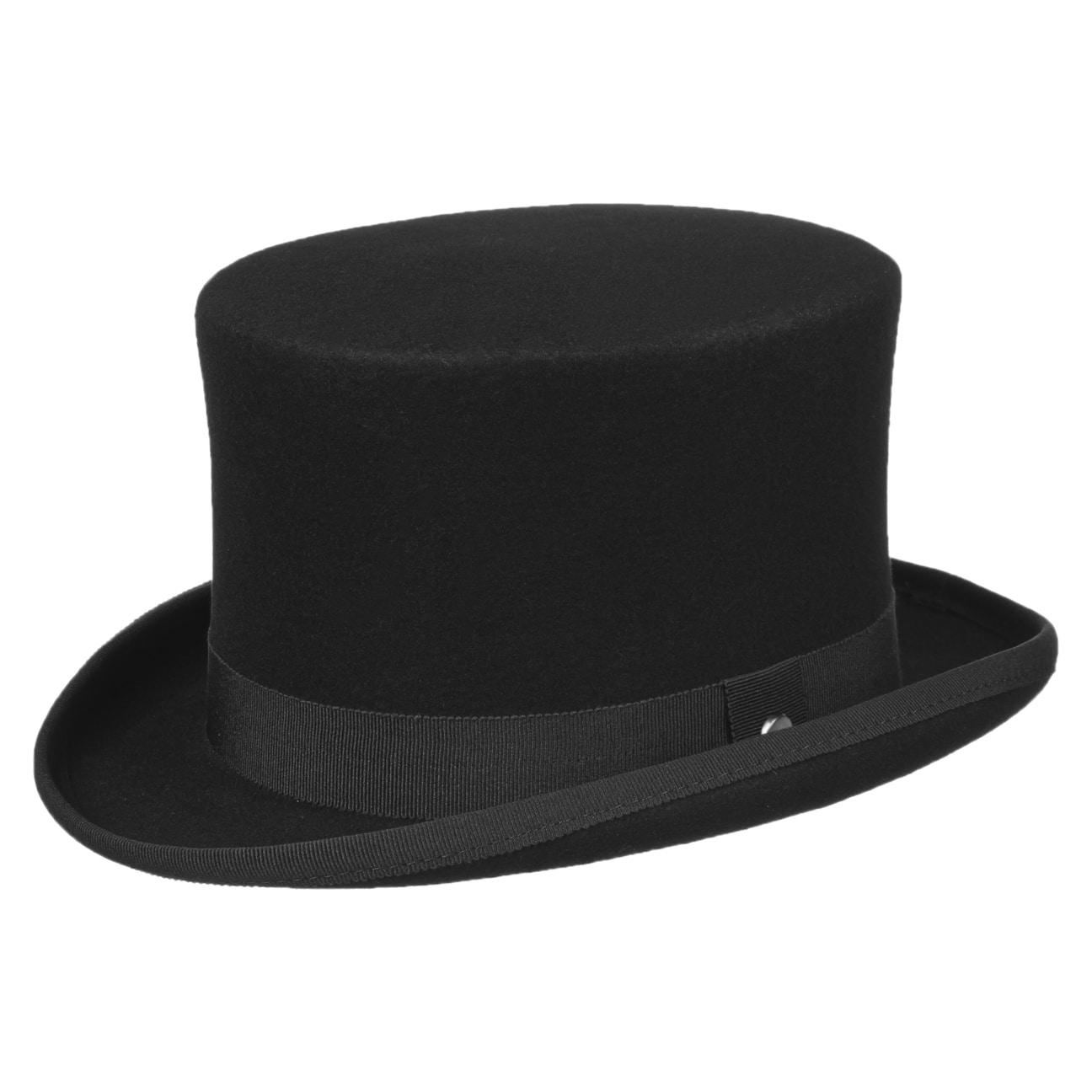 Sombrero de Copa Fieltro de Lana by Lierys  sombrero cil?ndrico
