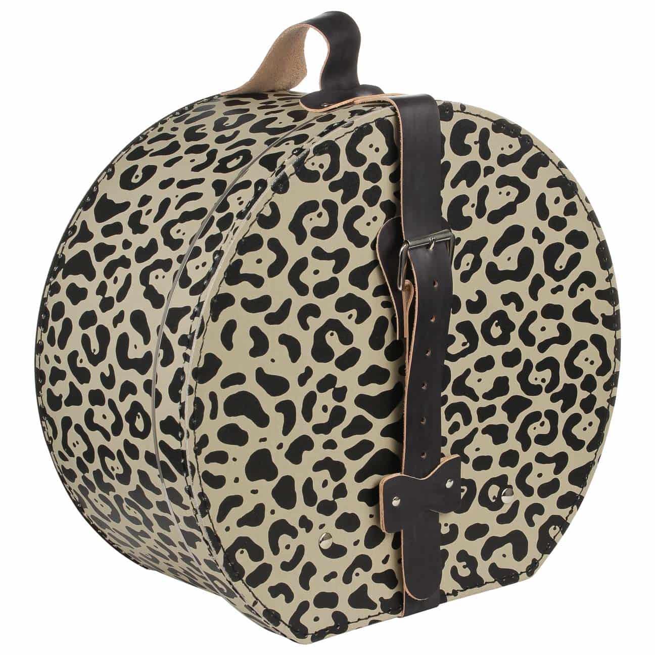Caja para Sombrero Leopardo