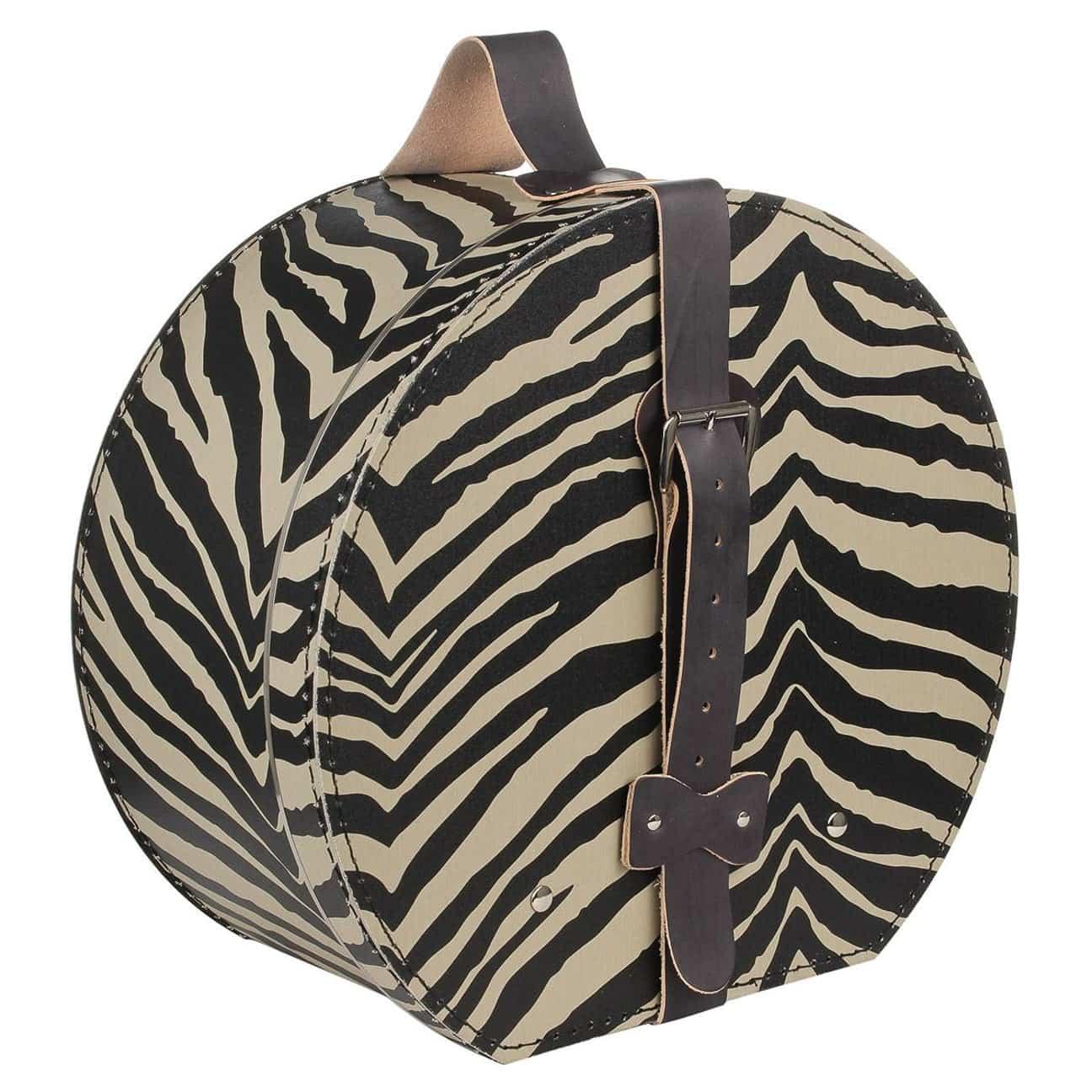 Caja para Sombrero Cebra by Lierys