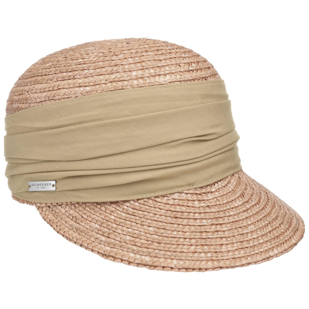 Gorra de Paja Grace by Seeberger  gorra de verano