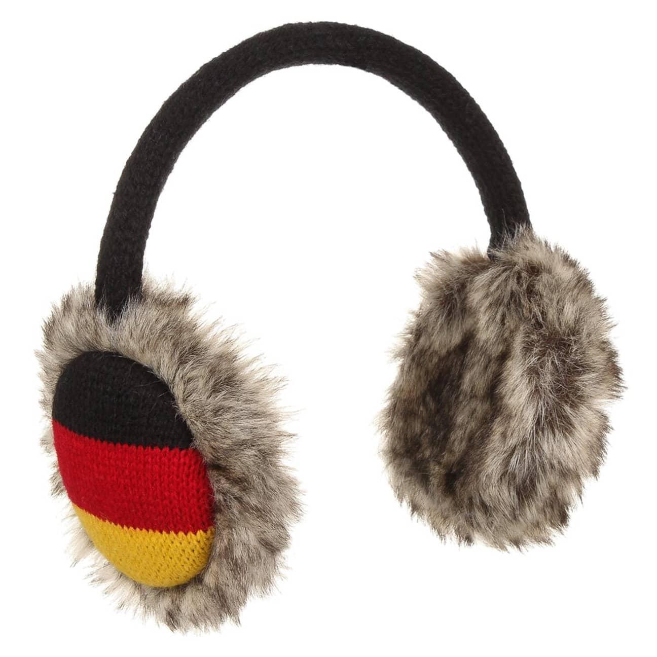 Orejeras Alemania by +B2:B37McBURN  calentador de orejas