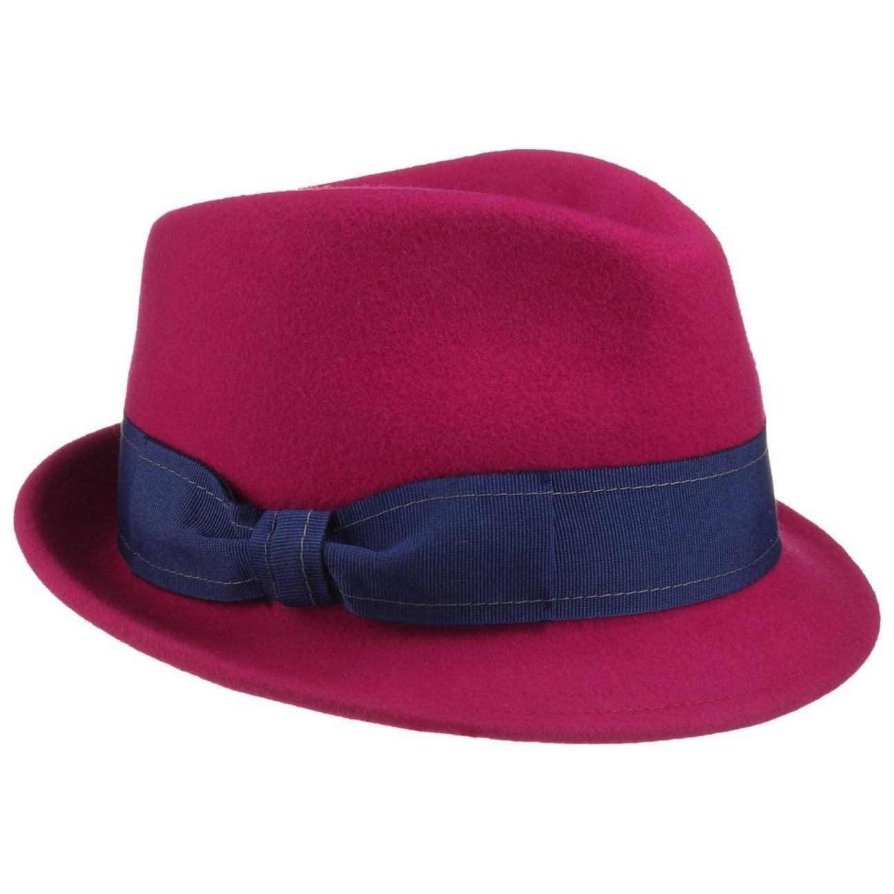 Sombrero Trilby de Mujer Maike by Bront?  sombrero de lana
