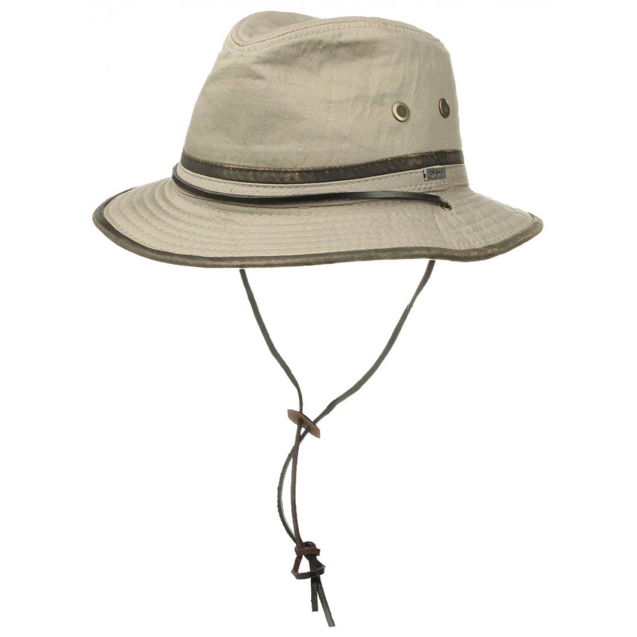 Sombrero Bamboobio Outdoor by Conner  sombrero de aventurero