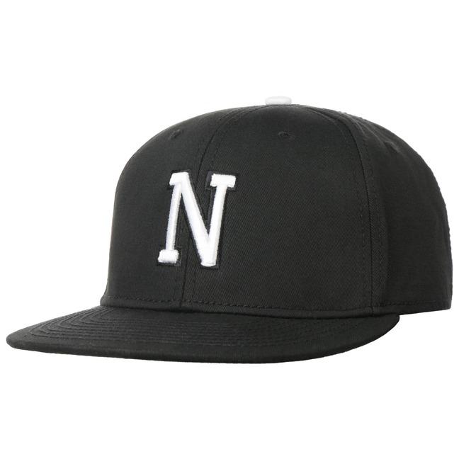 Gorra N Letter Snapback Cap - Gorras - sombreroshop.es 745f5222618