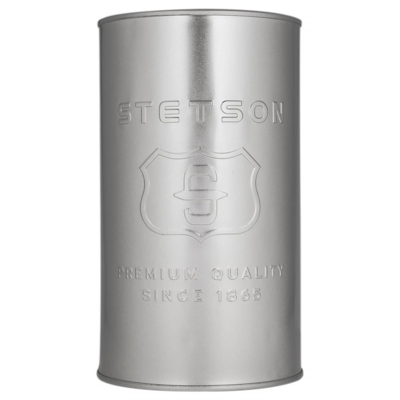 Branded Tin Can by Stetson