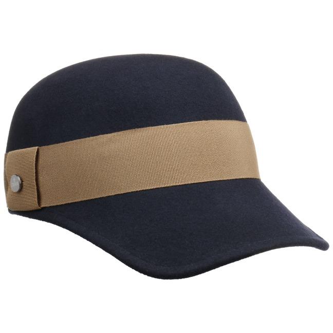 Gorra de Fieltro para Mujer by Lierys - Gorras - sombreroshop.es 160d0803b3e4