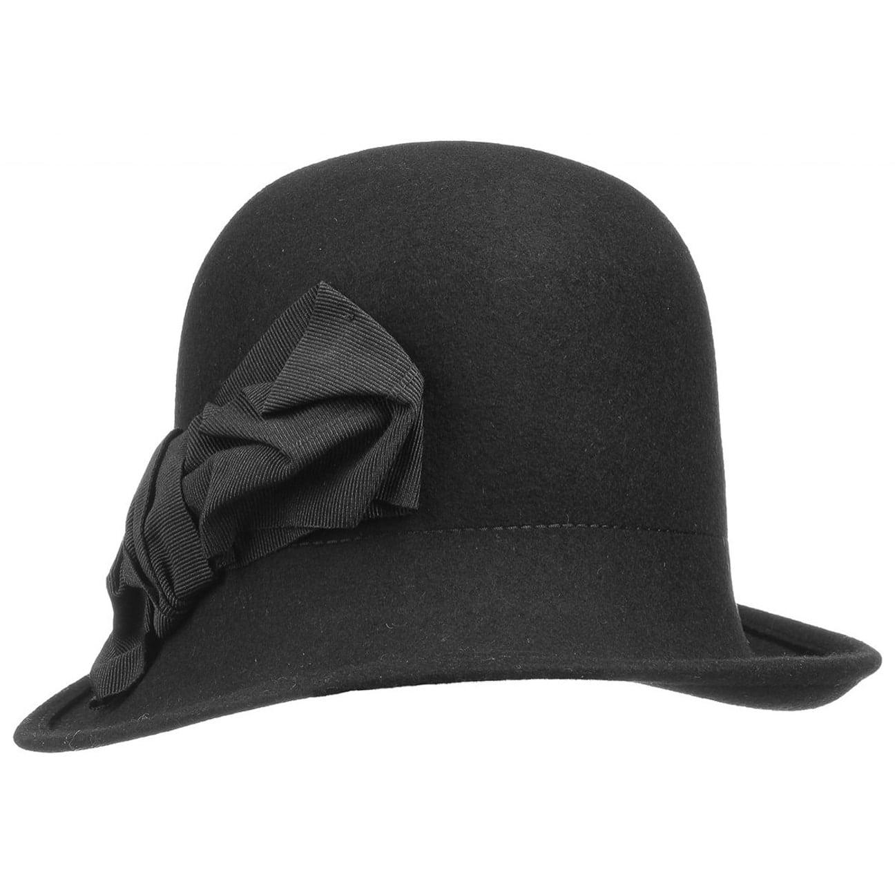 Sombrero Cloch? de Mujer by bedacht  sombrero de fieltro de lana