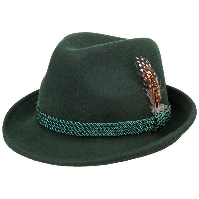 79214fb11e990 Sombrero Tradicional de Hombre - Sombreros - sombreroshop.es