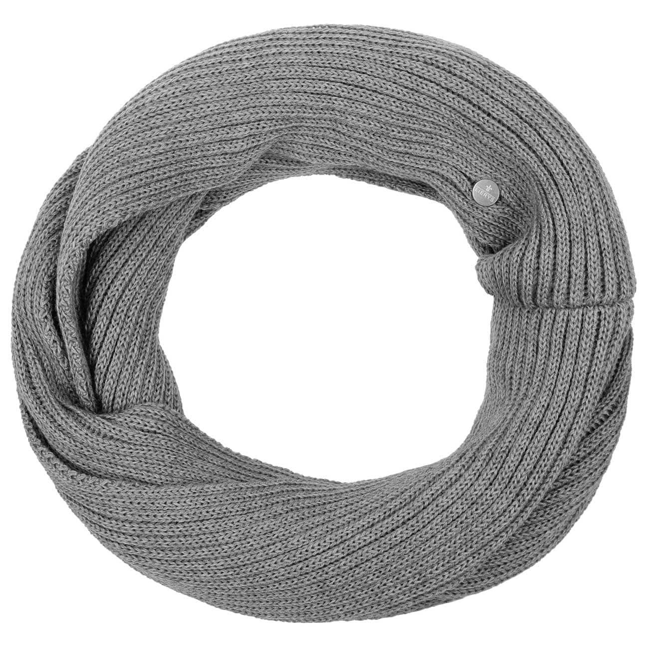 Bufanda Tubular Merino Rib by Lierys  bufanda infinita