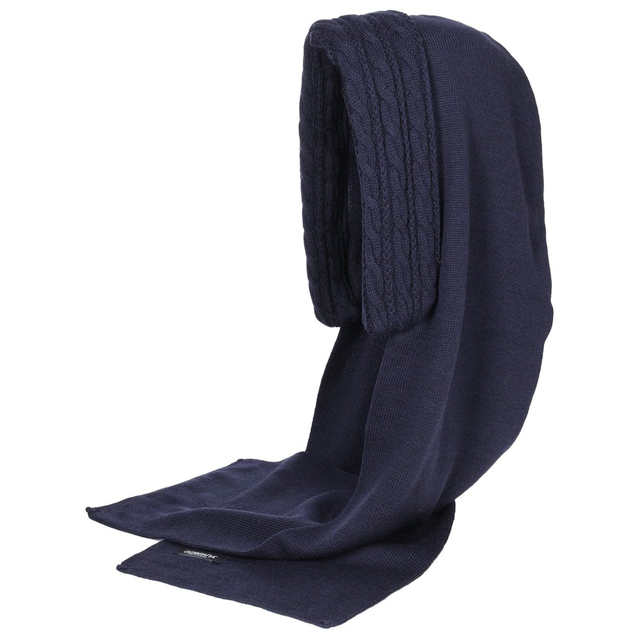 Bufanda con Gorro Cable Knit by Gebeana