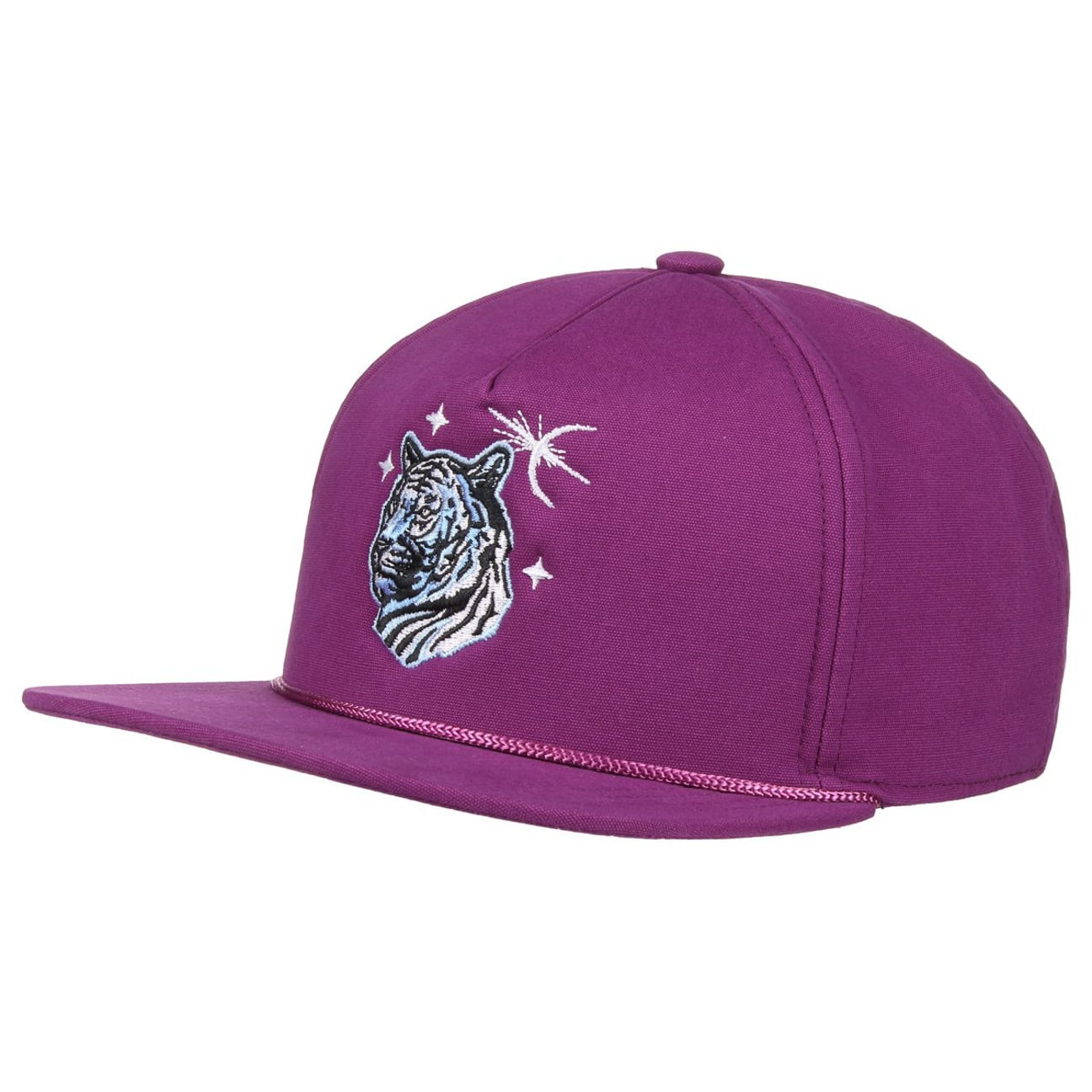 Gorra The Lore Tiger Snapback by Coal  snapback cap