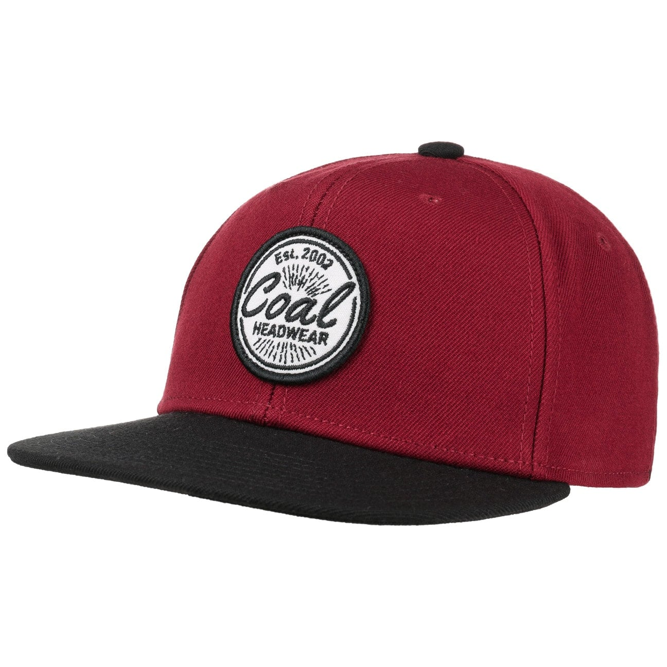 Gorra Plana The Classic Snapback by Coal