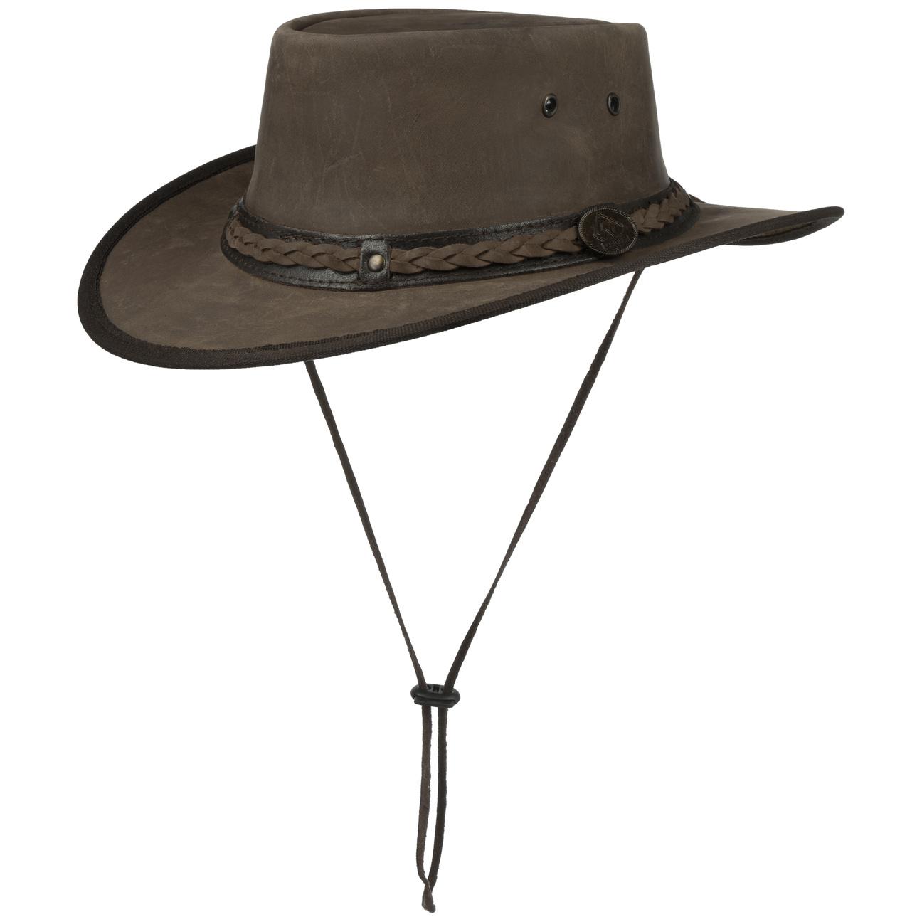Sombrero de Piel Henbury by Scippis  sombrero de pescador