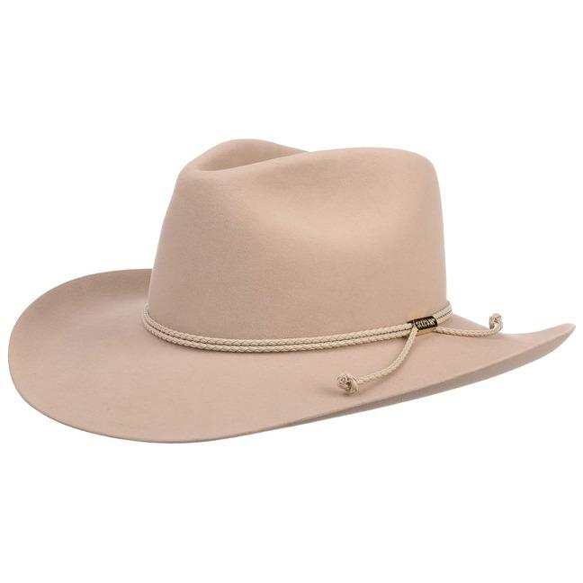 2f0e1bd955f40 Sombrero Carson Outdoor Cowboy by Stetson - Sombreros - sombreroshop.es