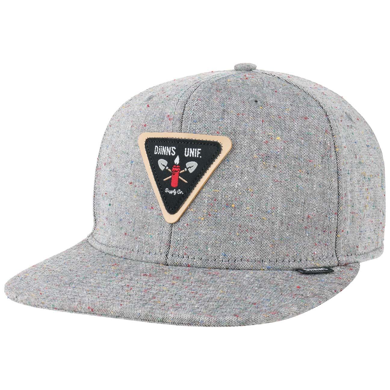 6 Panel Spotted Snapback Cap by Djinns  snapback cap