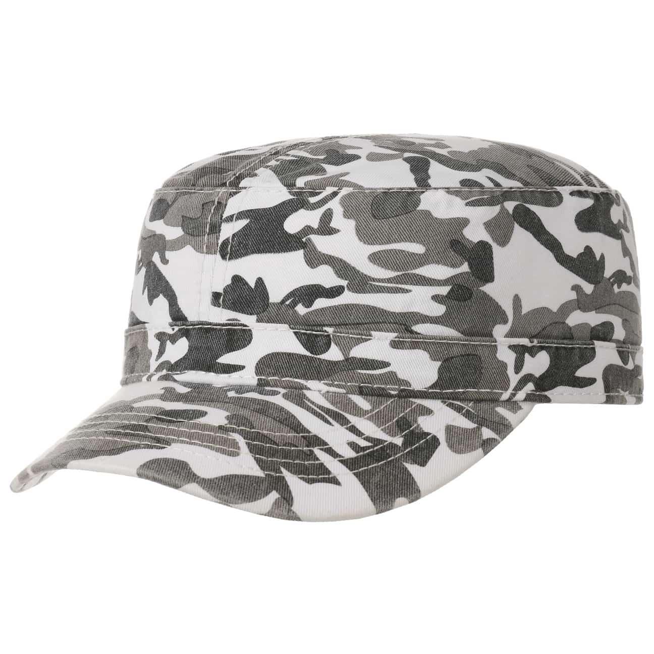 Gorra Army Camouflage Washed  gorra militar