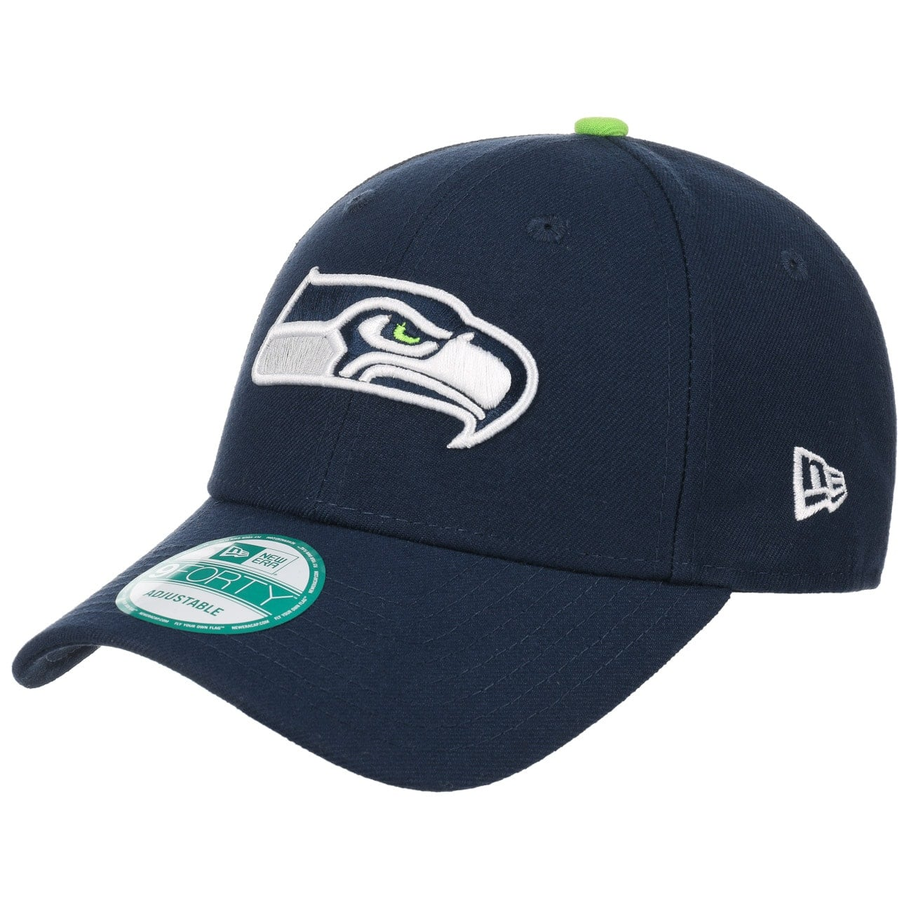 9Forty Seahawks Cap by New Era  gorra de b?isbol