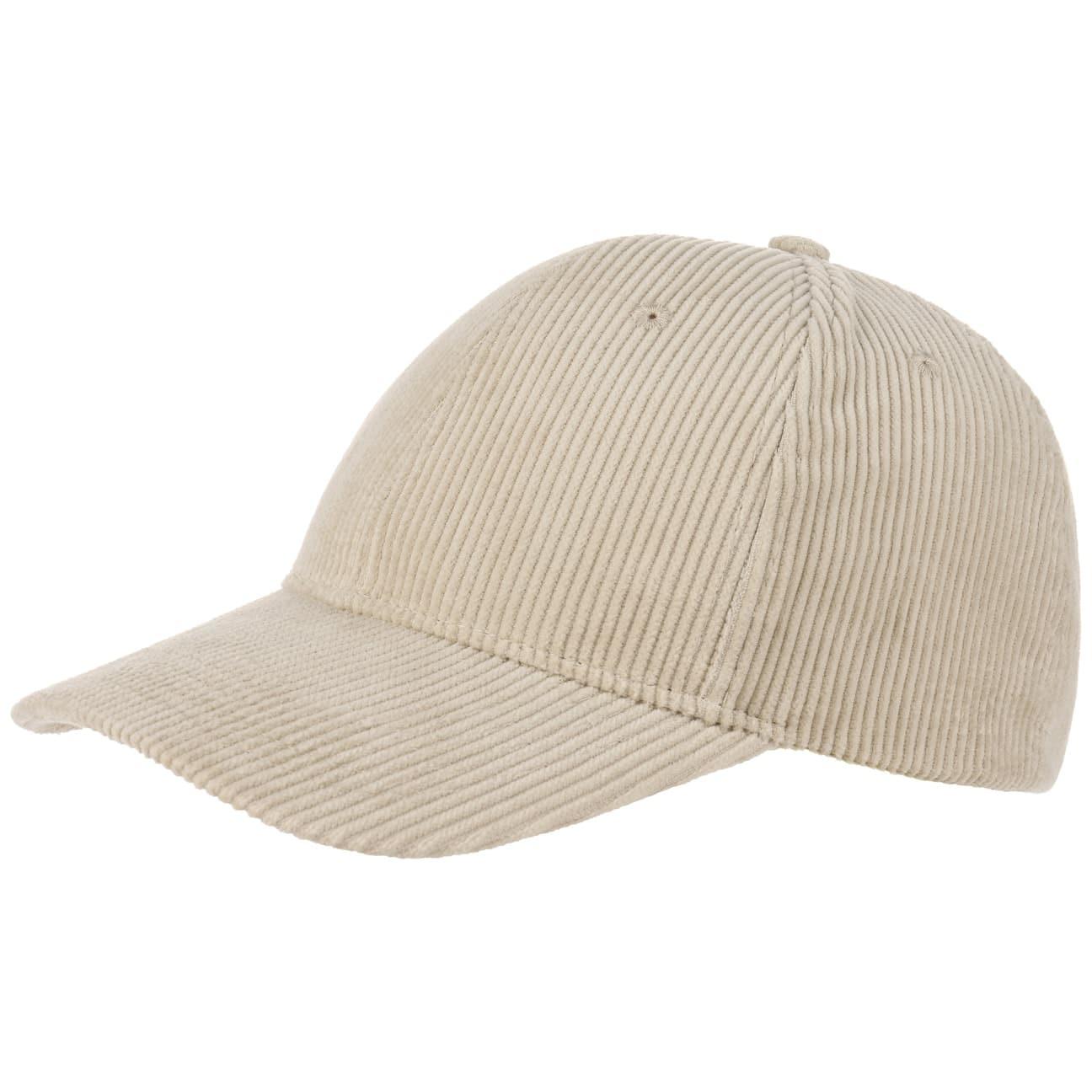 Basic Corduroy Baseball Cap  gorra