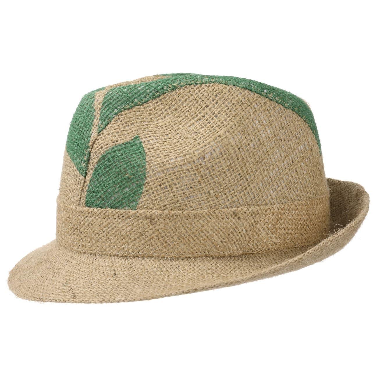 Sombrero Caf? Corretto Trilby by ReHats  sombrero de paja