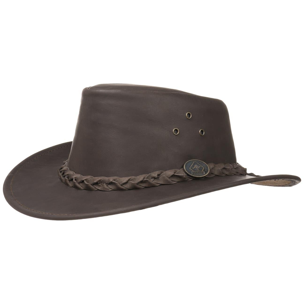 Sombrero de Piel El Paso by Scippis  sombrero de hombre
