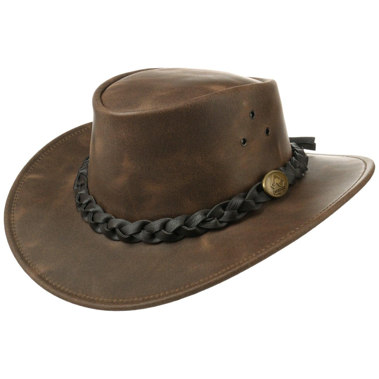 Sombrero de Piel Traveller by Scippis