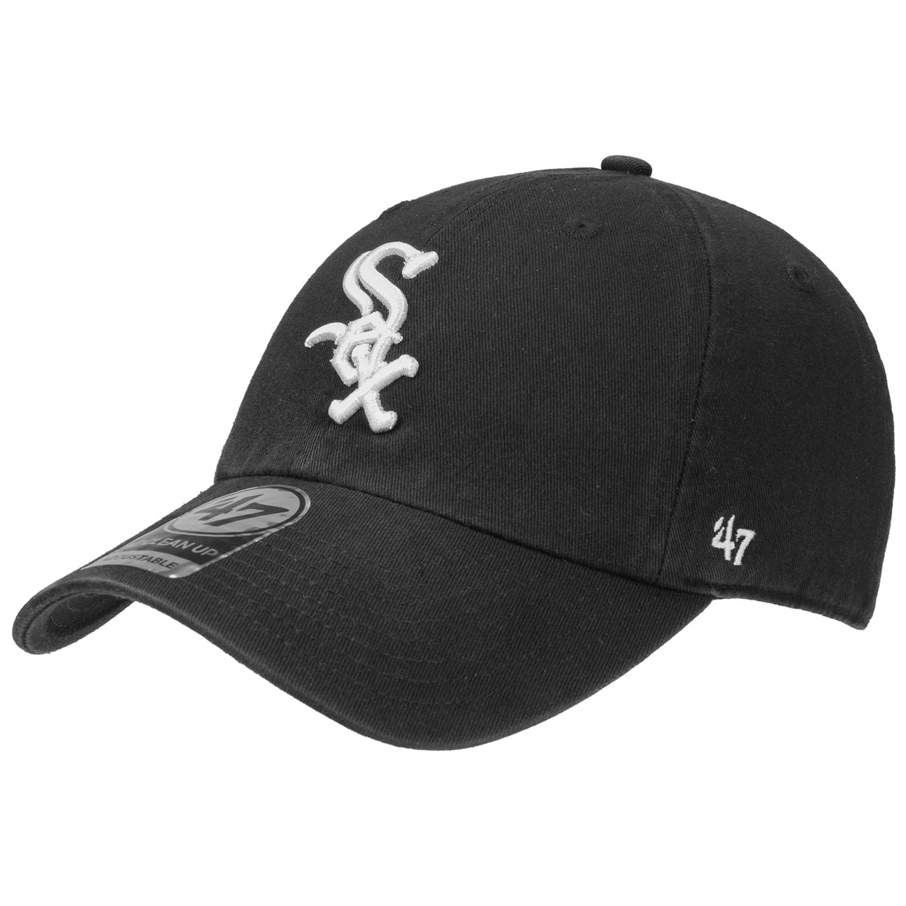 Clean Up White Sox Cap by 47 Brand  gorra de baseball
