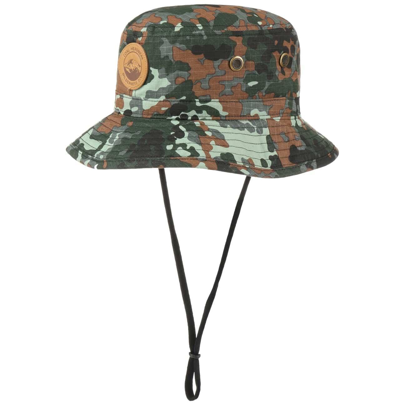 Sombrero de Pescador Speckler Camo by Coal  sombrero