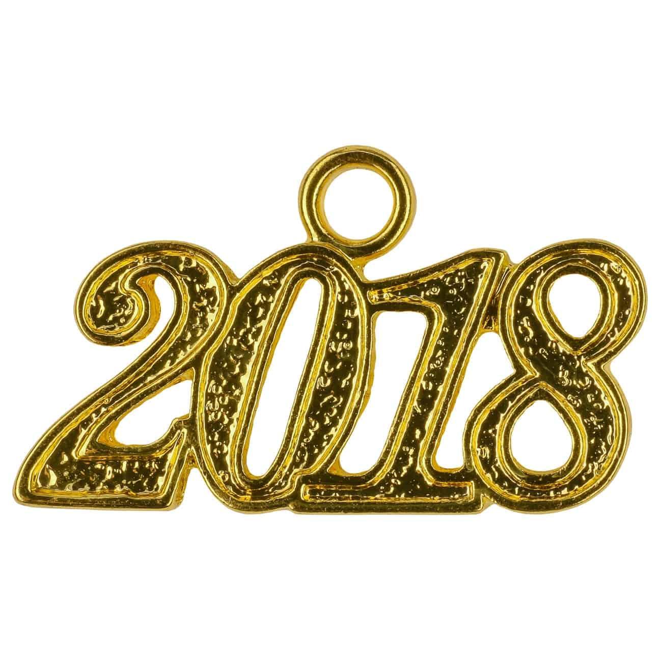 Colgante 2018 para Sombrero de Graduaci?n  sombrero de graduaci?n