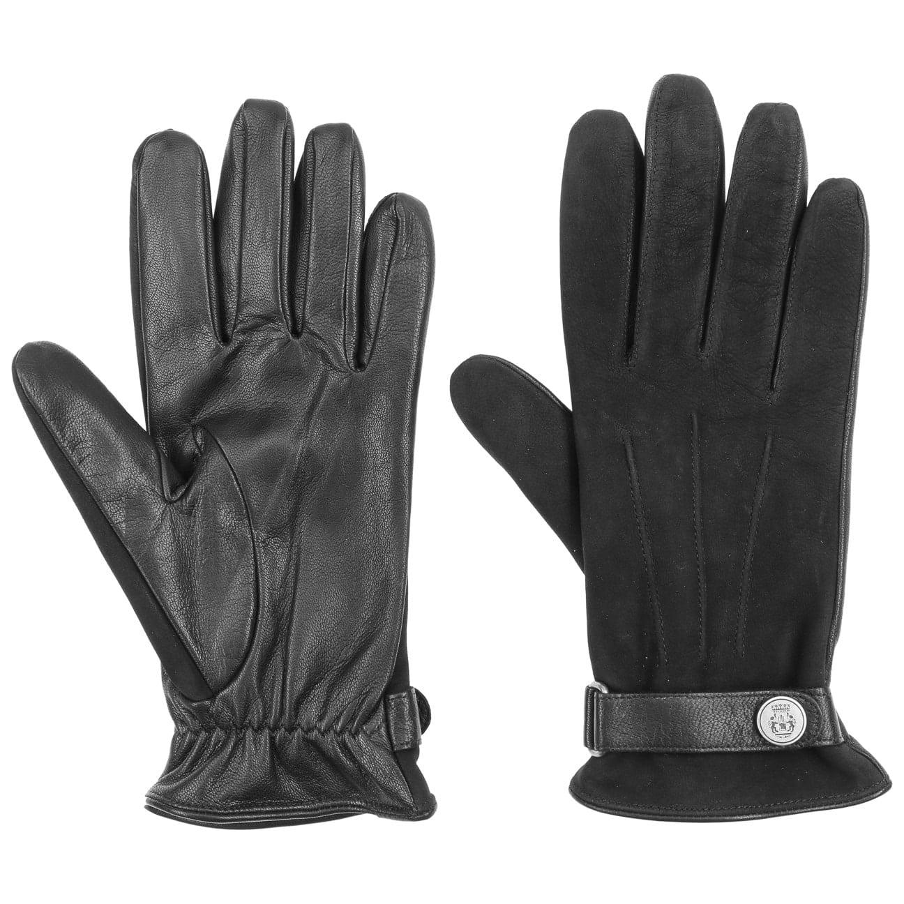 Guantes de Hombre Piel Nubuck by Roeckl  guantes de invierno