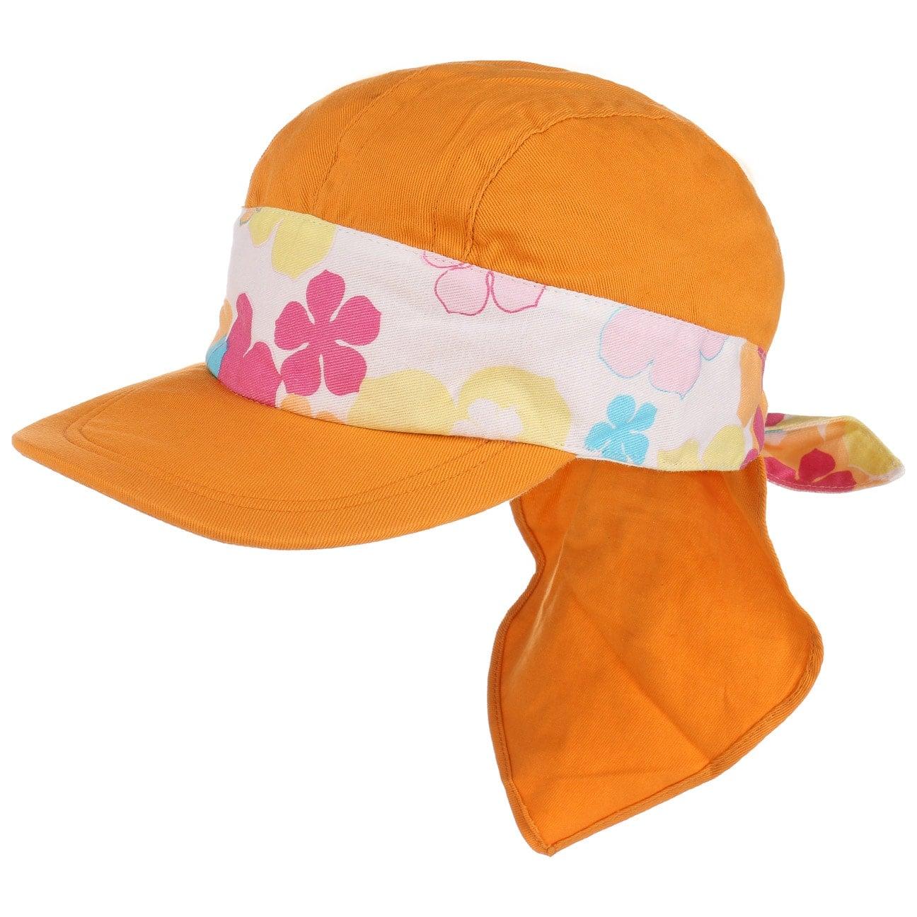 Gorra de Ni?o con Cubrenuca  gorra de verano