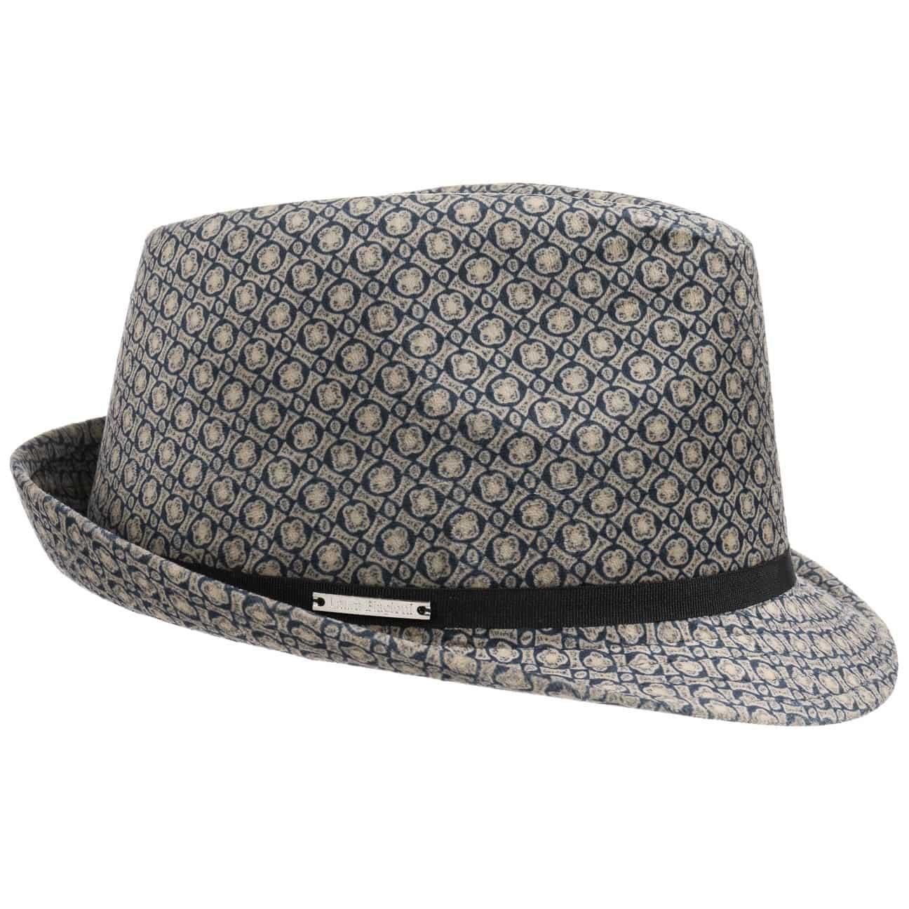 Sombrero Velvet Trilby by Laura Biagiotti  sombrero de mujer