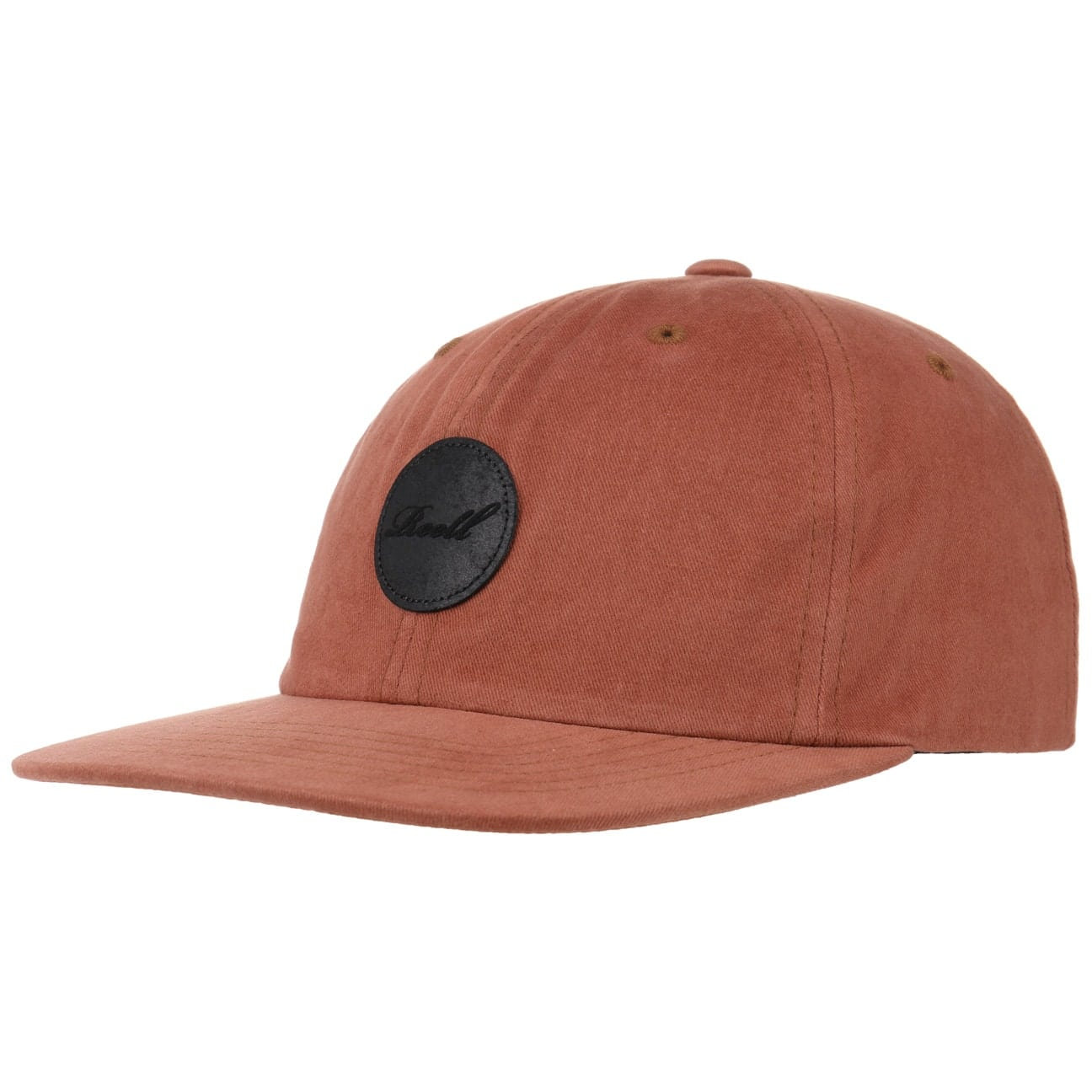 Gorra Flat 6 Panel Strapback by Reell  base cap