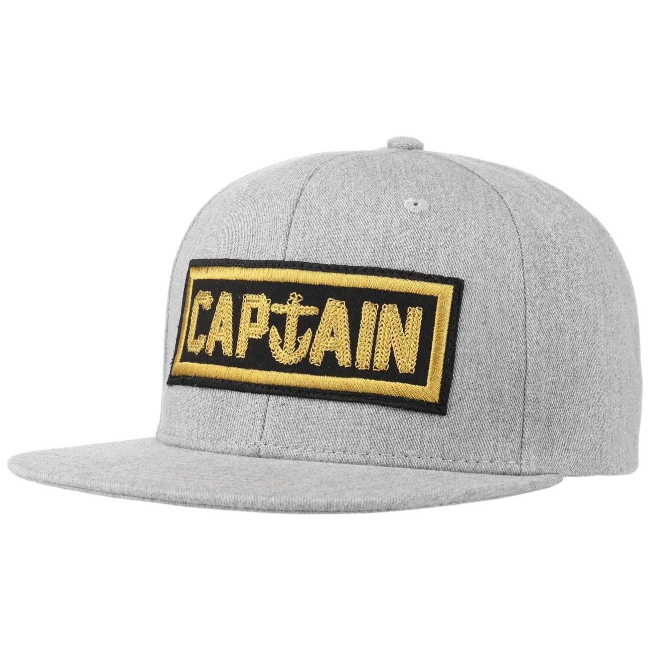 Gorra Naval Snapback by Captain Fin