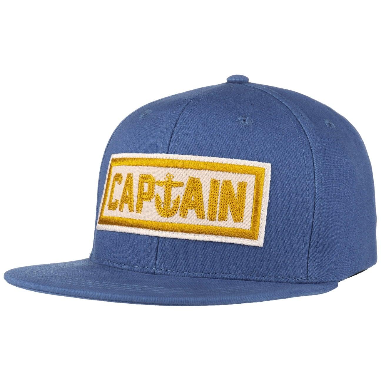 Gorra Naval Snapback by Captain Fin  gorra de baseball