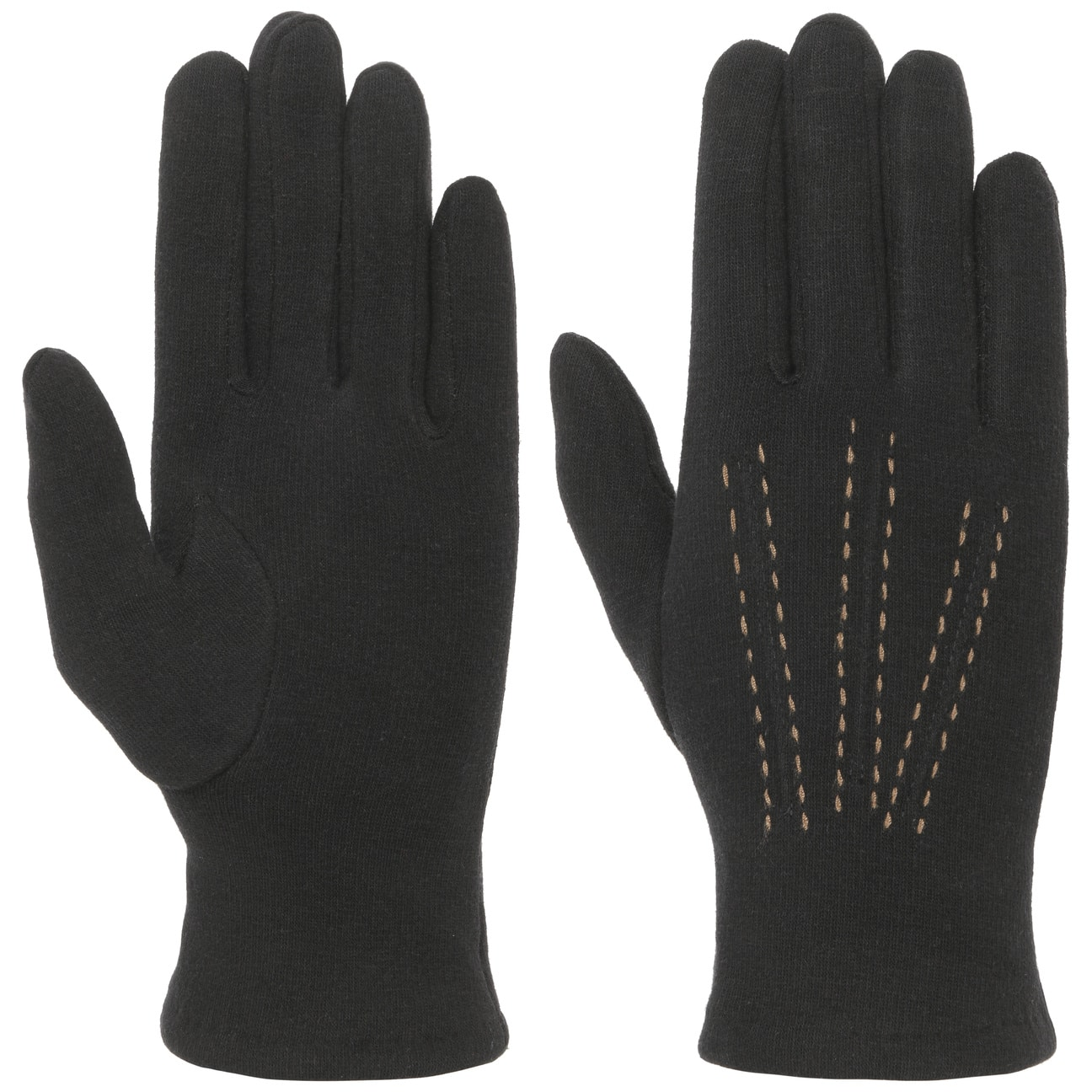 Guantes de Mujer Teddy Lining  guantes con dedos