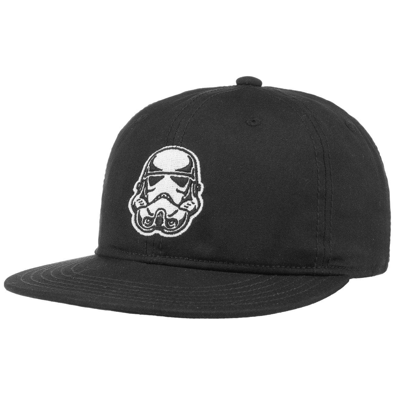 Gorra Trooper Head Snapback by dedicated  base cap
